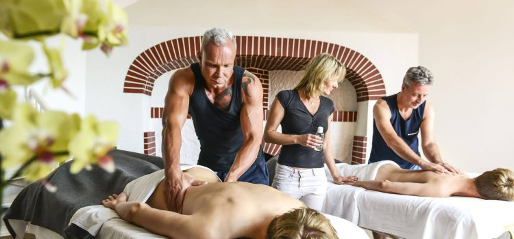 Holistische Massage – Do. 08.06.2017 – So. 11.06.2017